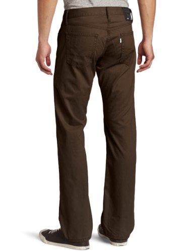 Levi's Fit Slim Washed Pant Discontinued Twill Soil Straight Soft Men's rxTqwfPtr