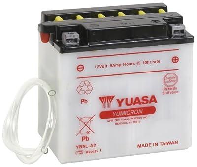 Yuasa YUAM2292Y YB9L-A2 Battery