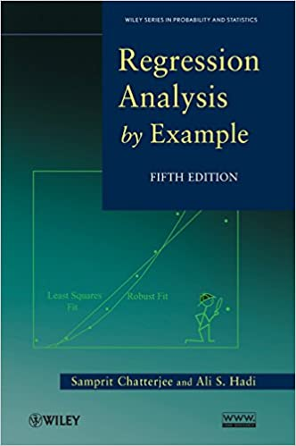 Regression analysis by example wiley series in probability and regression analysis by example wiley series in probability and statistics amazon samprit chatterjee ali s hadi 9780470905845 books fandeluxe Choice Image