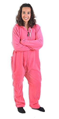 Forever Lazy Adult Onesie - Really Pinkin Tired