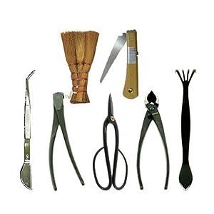 (7) Piece Premium Bonsai Tool Set - Fujiyama