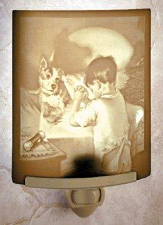 Prayer Porcelain - 8