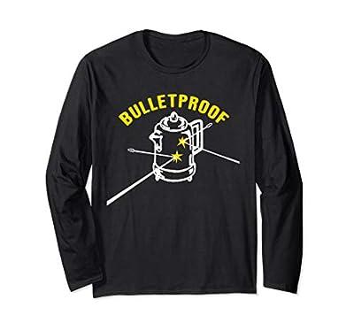 Funny Keto Diet Bulletproof Coffee Long Sleeve T-Shirt from Keto Coffee Shirt Gifts