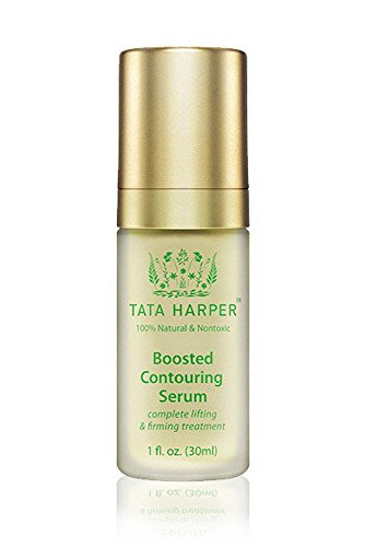(Tata Harper Boosted Contouring Serum | 100% Natural & Nontoxic | Lifting & Firming Treatment | 30ml)