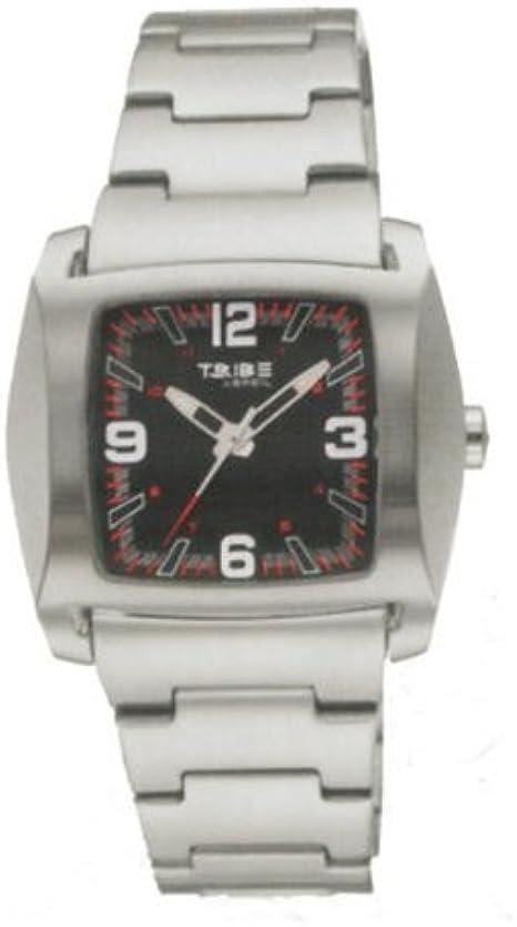Breil Tribe TW0118 - Reloj de Caballero de Cuarzo, Correa de Acero Inoxidable Color Plata