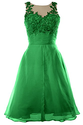 MACloth - Robe - Femme -  vert - 46