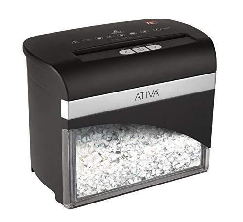 Ativa 8 Sheet Micro-Cut Desktop Shredder, OMM83H by ATIVA (Image #2)