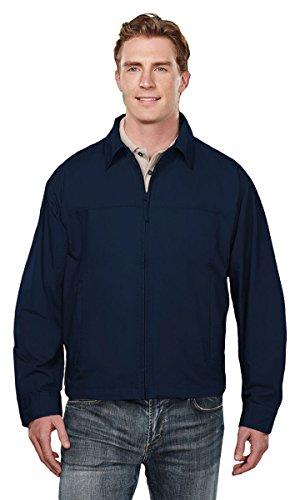 Tri-Mountain Everyday Lightweight 100% Cotton Jacket - 4000 (Sanford One Light)