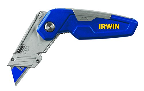Irwin Tools FK150 1858319 Folding Utility Knife with Blade Storage