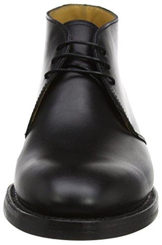 BARKER Orkney, Scarpe Stringate Derby Uomo Black (Black Calf)