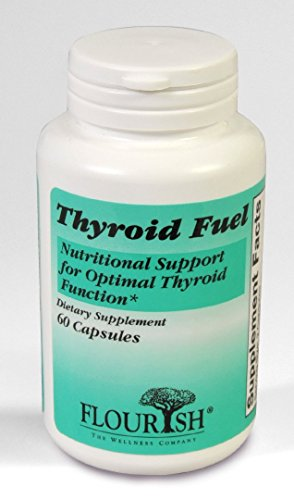 Thyroid Fuel: Nutritional Support to Maintain Optimal Thyroid Function