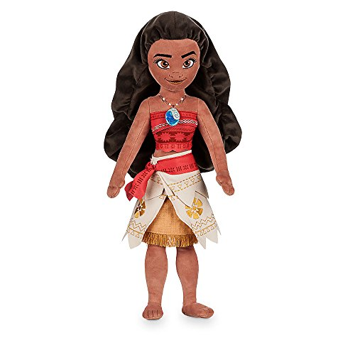 Disney Moana Plush Doll - 20 Inch (Rag Doll Costume Set)