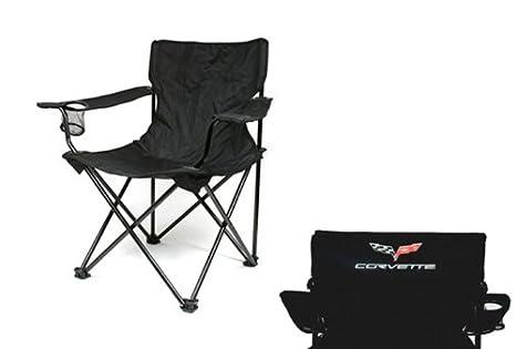 Phenomenal Corvette Travel Chair With C6 Logo Ibusinesslaw Wood Chair Design Ideas Ibusinesslaworg