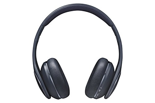 Samsung Level On Wireless Noise Canceling Headphones, Black Sapphire-Retail packaging ()