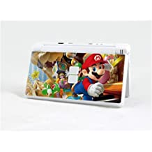 Mario Strikers Charged Decorative Protector Skin Decal Cortex Sticker for Nintendo DSL