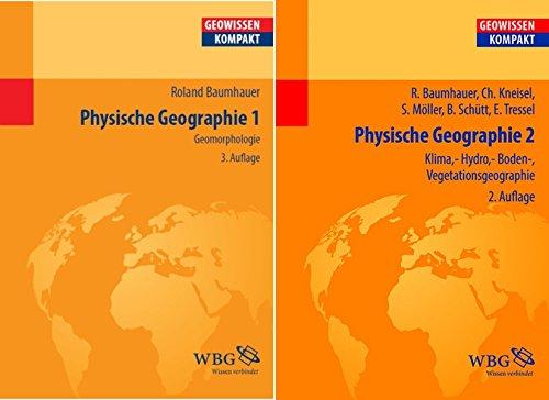 Physische Geographie (Reihe in 2 Bänden)