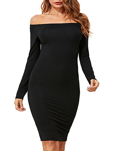 off shoulders dresses - 3