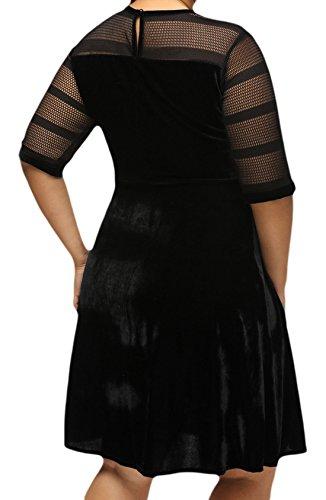 erdbeerloft - Vestido - para mujer Multicolor