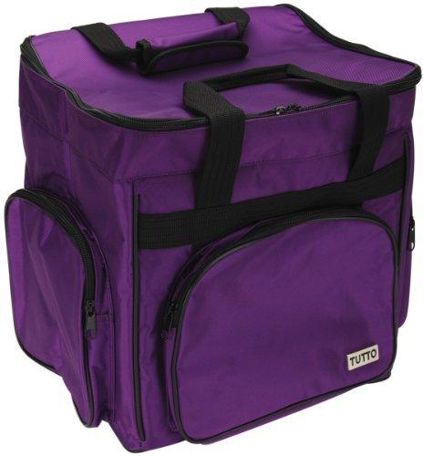 Tutto Purple Serger or Accessory Bag