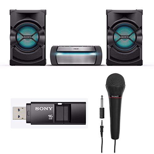 Sony SHAKEX10 High Power Home Audio System with Bluetooth Mi