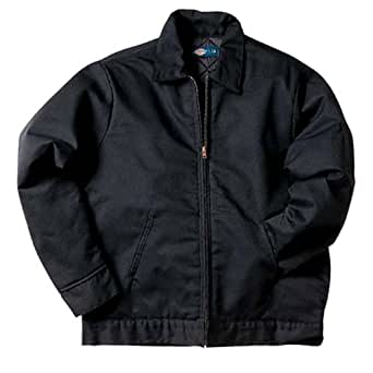 Dickies Men's Lined Eisenhower Jacket, Navy, 2X Large-Regular