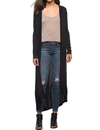 Begonia K Womens Sleeve Lightweight Cardigan