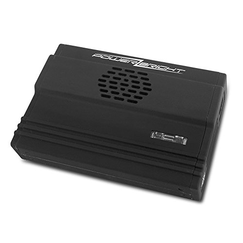 175w Inverter Power (PowerBright XR175-12 Ultra-Slim 175W Power Inverter with USB Connection (Black))