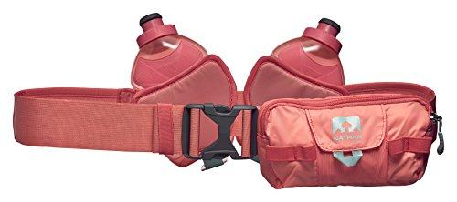 Nathan ns4529 Switchblade Running hydaration Pack Fitness Running Gürtel mit Zwei 12oz