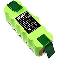 HQRP 3300mAh APS Battery for iROBOT Roomba 531 / 533 / 536 / 537 / 551 / 561 / 563 / 564 / 571 / 577 / 578 / 600 / 611 / 790; 800 / 880 Series [Vacuum Cleaning Robot] Replacement plus HQRP Coaster