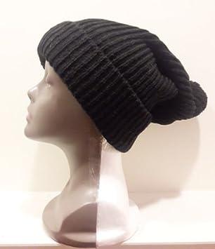 e1e307bb6d6 Amazon.com   Adeola New! Unisex Knitted Satin Lined Pompom Beanie ...