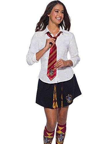 Rubie's Costume Co Unisex-AdultsHarryPotterNeckTie,Gryffindor,OneSize