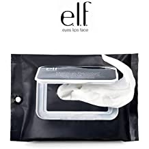 2 Pack e.l.f. Cosmetics Studio Makeup Remover Cleansing Cloths 85008 Makeup Remover Cloths