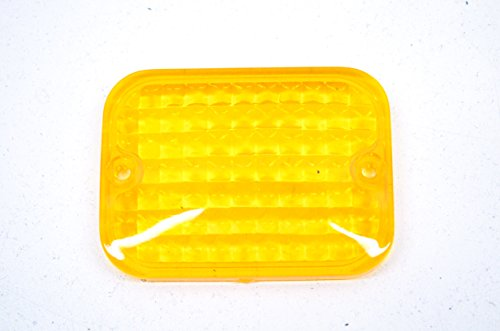 Specialties Replacement Drag (Drag Specialties 2040-0299 Replacement Amber Lens Cover QTY 1)