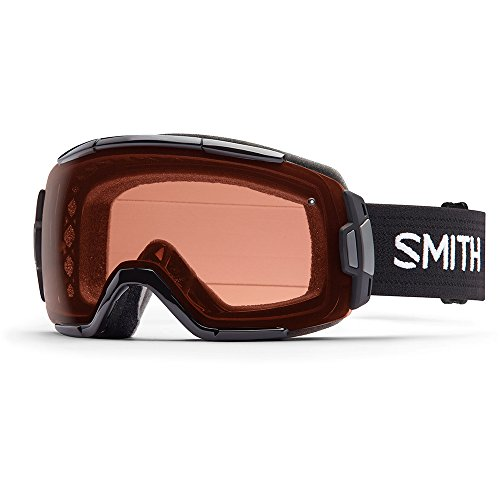 Smith Vice Goggles Black/Rc36/Xtra Lens Not Incl., One - Smith Vice 2016 Goggles