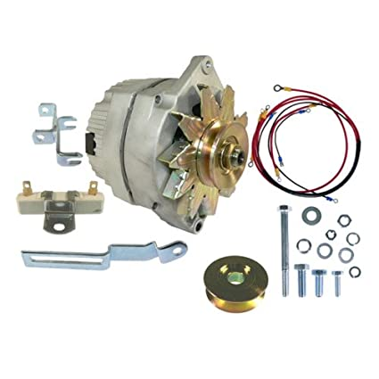 DB Electrical AKT0015 Generator To Alternator Conversion Kit For Massey Ferguson TO20 Tractors