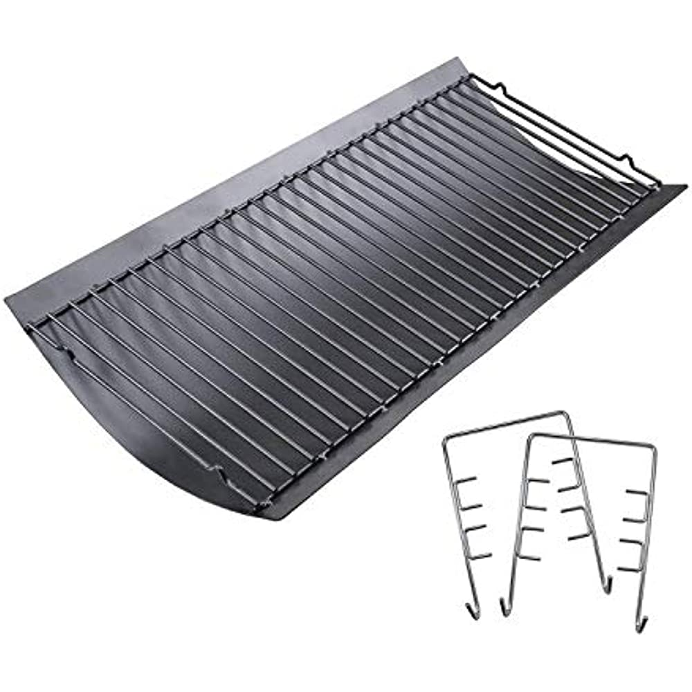Grill Repair Replacement Part Aluminized Steel Ash Pan For
