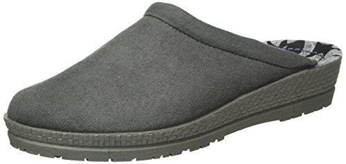 Rohde Neustadt-D, Women's Open Back Slippers Grey (Anthrazit 82 82)