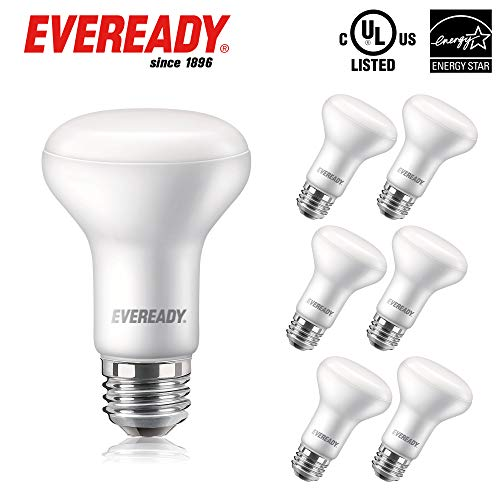 Eveready E26 Base BR20 LED Dimmable Light Bulbs, 450 Lumens, 5000K Daylight White Color Temperature, 6W Flood Light 45W Bulb Equivalent, Energy Star Certified, UL Listed - 6 -