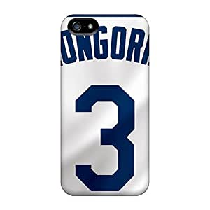 Fashion Design Phone case High Quality Tampa Bay Rays Skin Specially Designed For Iphone - 5/5s