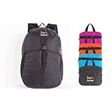 Merkapa Ultra Lightweight Packable Backpack Hiking Daypack, Handy Foldable Camping Outdoor Backpack Sling Bag