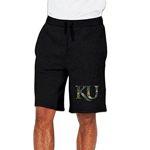 Kansas Jayhawks 2016 Memorial Day Hipster Gym Shorts