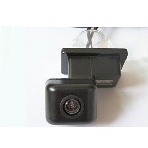 - WEPECULIOR Car Rear View Camera, CCD HD Wired Parking Camera Backup Camera for Benz C300 E200 E260 C200 E300L E200L C63