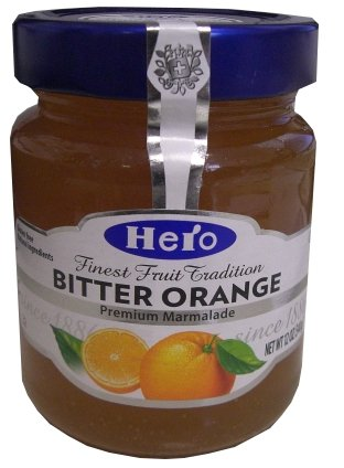HERO Bitter Orange Marmalade, 12 oz (340g) SKU 14079