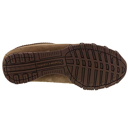 Skechers Relaxed Fit Bikers Contained Womens Oxfords Desert 8.5
