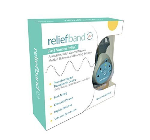 NEW Reliefband for Motion & Morning Sickness - 2 Pack by ReliefBand (Image #2)