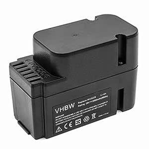 vhbw Batería Compatible con Worx Landroid M1000 WG791E.1, M1000i ...