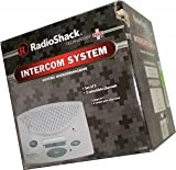 RadioShack Advanced 3-Station/3-Channel FM Wireless Intercom