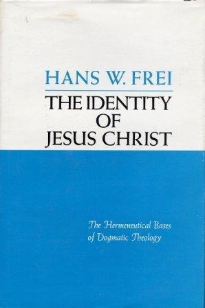Identity of Jesus Christ