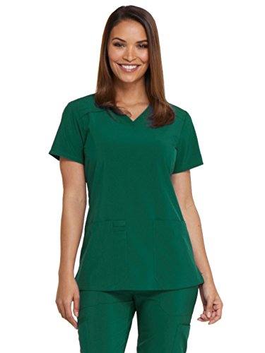 Women's EDS Essentials V-Neck Scrub Top