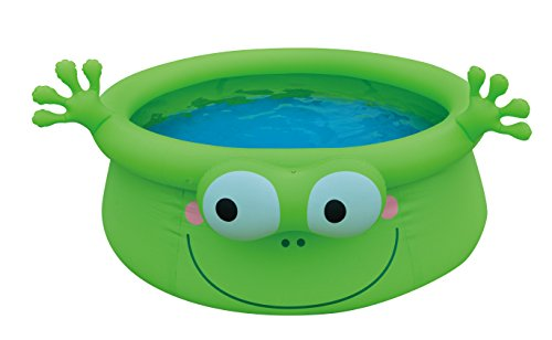 Balance Living Inflatable Frog Animal Pool Toy 69 Diameter 302 Gallon Capacity